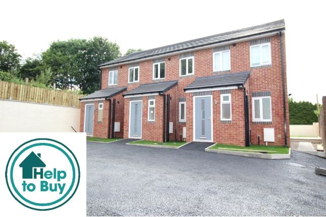 Thumbnail Terraced house for sale in Sandon Mount, Hunslet, Leeds