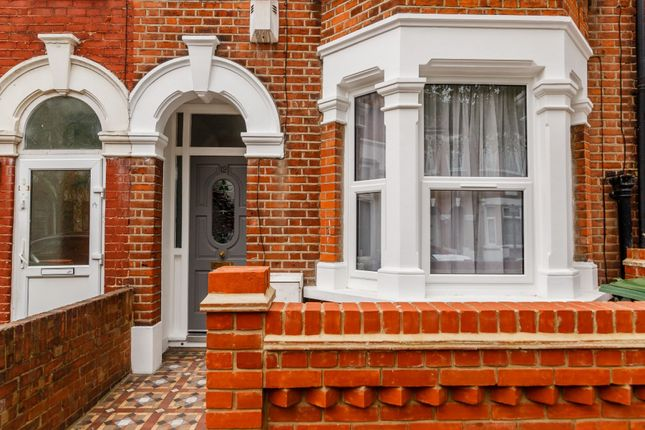 Thumbnail Terraced house for sale in Wortley Road, London, London