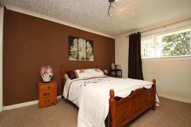 Master Bedroom of Ravenscroft, Irvine, North Ayrshire KA12