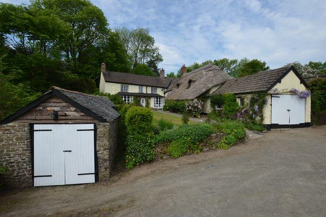 Thumbnail Detached house for sale in Little Torrington, Torrington