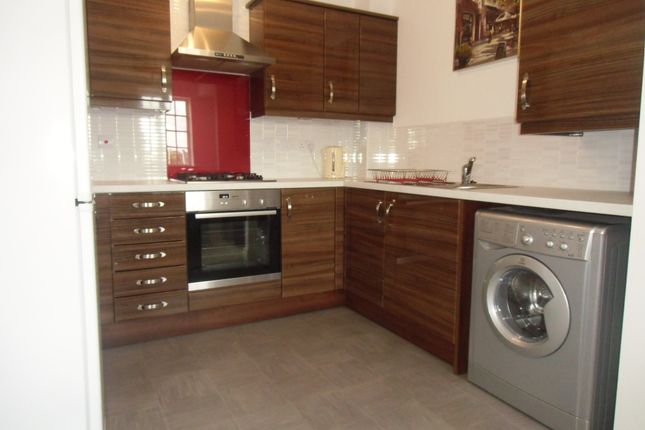 Kitchen Area of Wolsey Island Way, Leicester LE4