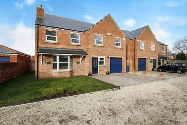 Thumbnail Detached house for sale in Hall Court, Thorne, Doncaster