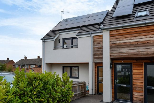 Thumbnail End terrace house for sale in Thornhill Walk, Abingdon
