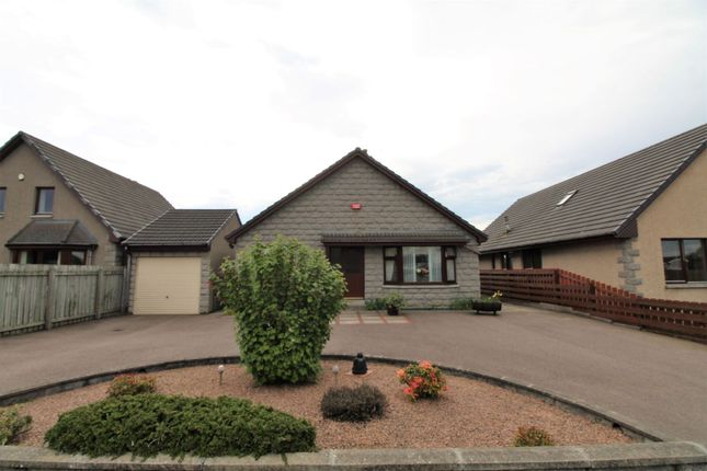 Thumbnail Detached bungalow for sale in Hillbrae Way, Aberdeen