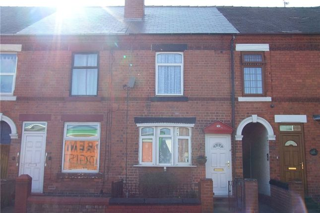 Thumbnail Terraced house to rent in Cromford Road, Langley Mill, Nottingham