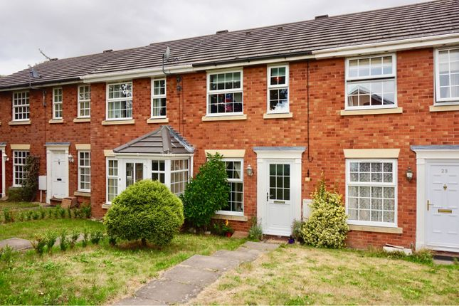 Thumbnail Terraced house for sale in Greenwood Drive, Shawbirch