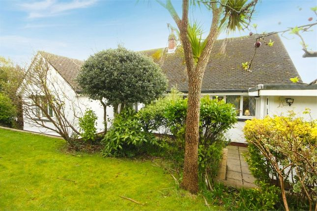 Thumbnail Detached bungalow for sale in Cambridge Gardens, Langland, Swansea, West Glamorgan