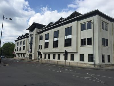 Thumbnail Office for sale in Usk House, George Street, Newport