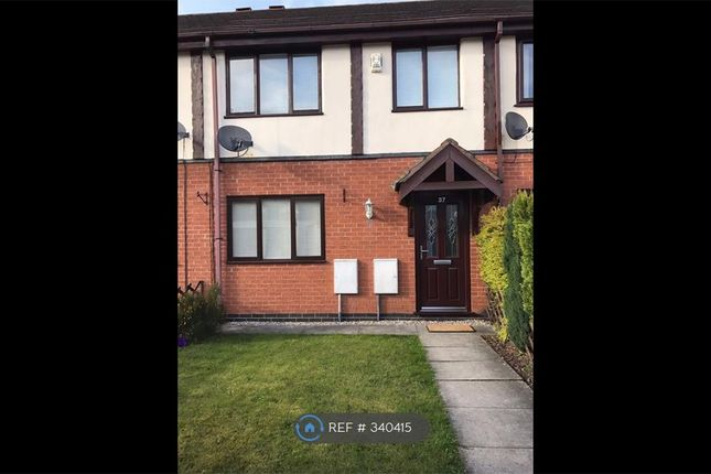 Thumbnail Terraced house to rent in Roscoes Court, Bolton