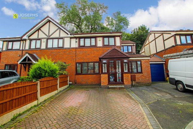 Thumbnail Semi-detached house for sale in Canterbury Grove, Bolton