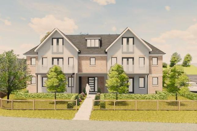Thumbnail Flat for sale in Great North Road, Welwyn