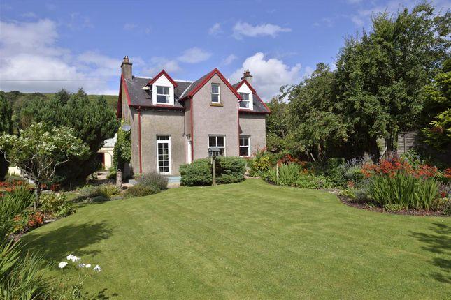 Thumbnail Detached house for sale in Langrig, Kirkton, Hawick