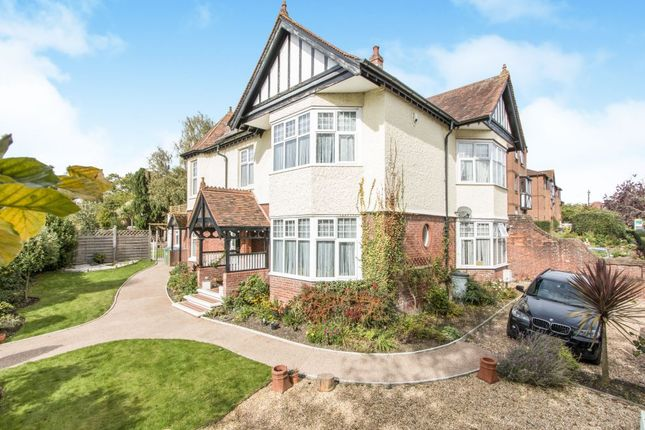 Thumbnail Detached house for sale in Highfield Crescent, Southampton, Hampshire