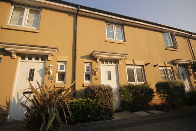 Thumbnail Terraced house to rent in Renaissance Gardens, Plymouth