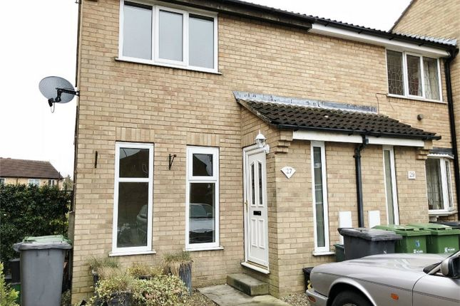 Thumbnail Terraced house to rent in Hinton Avenue, York