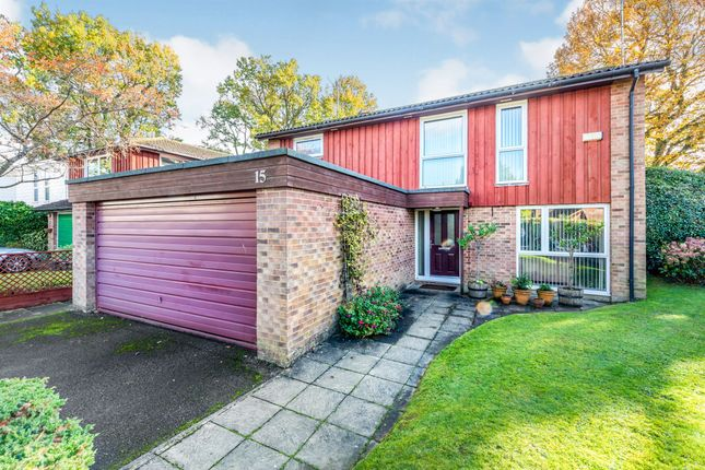 Thumbnail Detached house for sale in Erica Way, Copthorne, Crawley