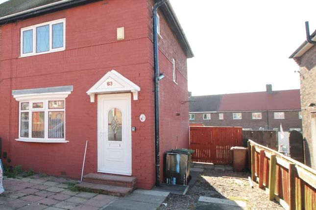 Thumbnail Semi-detached house to rent in Scruton Avenue, Sunderland