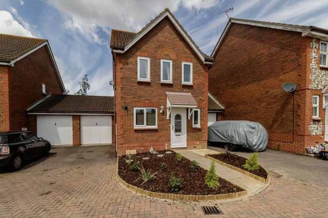 3 bed detached house for sale in Harebell Close, Minster On Sea, Sheerness