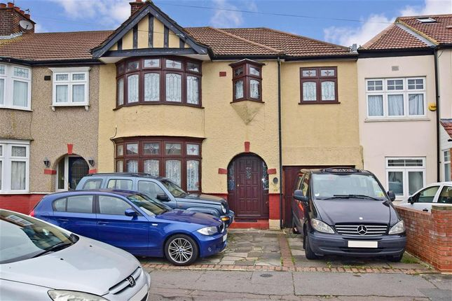 Thumbnail Terraced house for sale in Flora Gardens, Romford, Essex
