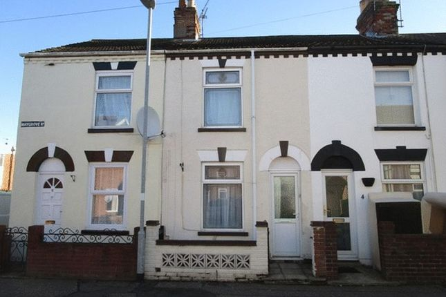 Thumbnail Terraced house to rent in Maygrove Road, Great Yarmouth