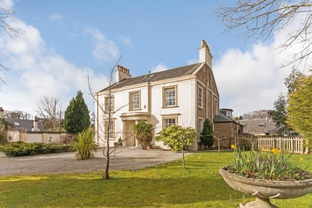 Thumbnail Detached house for sale in Rosebank Crescent, Ayr, South Ayrshire