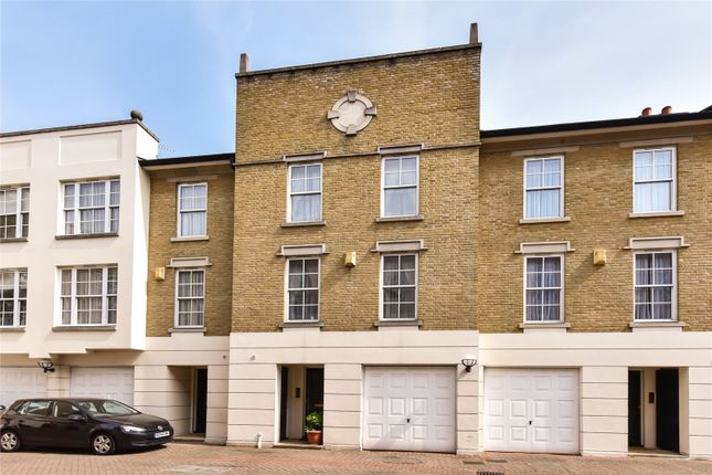 Thumbnail Mews house to rent in Balvaird Place, London