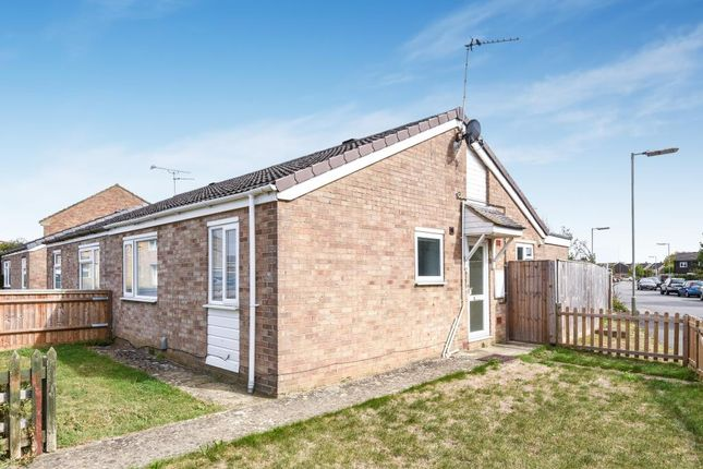 Thumbnail Bungalow to rent in Bicester, Oxfordshire
