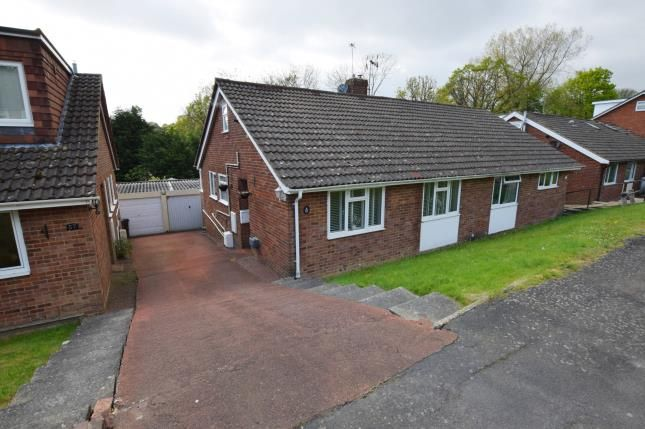 Thumbnail Bungalow for sale in Swaines Way, Heathfield, East Sussex