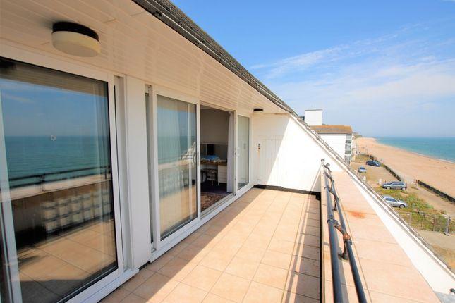 Bedroom Balcony of Sandgate High Street, Sandgate CT20