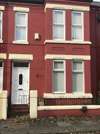 Terraced house to rent in Evered Avenue, Walton, Liverpool
