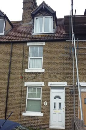 Thumbnail Terraced house to rent in Ivy Street, Rainham, Gillingham
