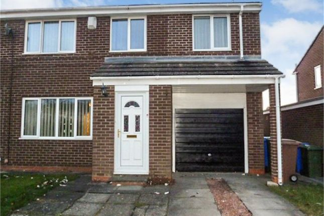4 bed semi-detached house for sale in Henley Close, Cramlington, Northumberland