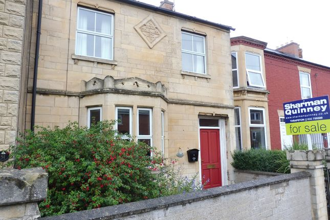 Thumbnail Terraced house for sale in Midland Road, Thrapston, Kettering