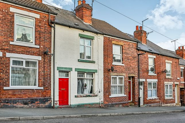Thumbnail Terraced house for sale in Wade Street, Sheffield
