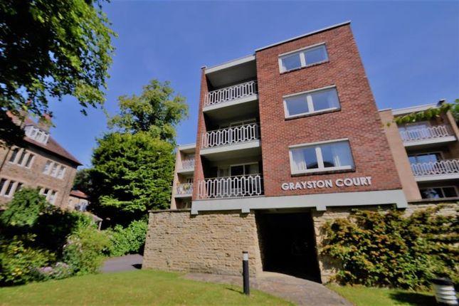 Thumbnail Flat to rent in Grayston Court, Brunswick Drive, Harrogate