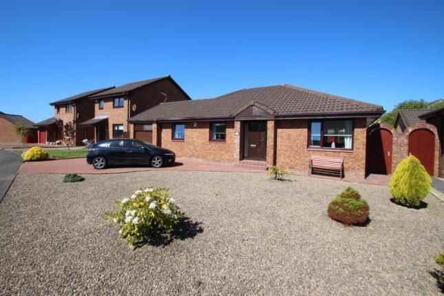 Thumbnail Bungalow for sale in Hawkhill Drive, Stevenston, North Ayrshire
