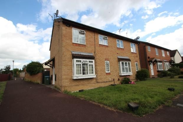 Thumbnail Semi-detached house to rent in Anton Close, Aylesbury