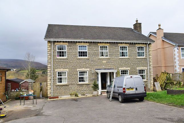 Thumbnail Detached house for sale in Bryncethin Road, Garnant