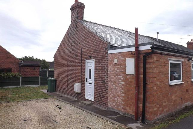 Thumbnail Bungalow to rent in Occupation Close, Barlborough, Chesterfield