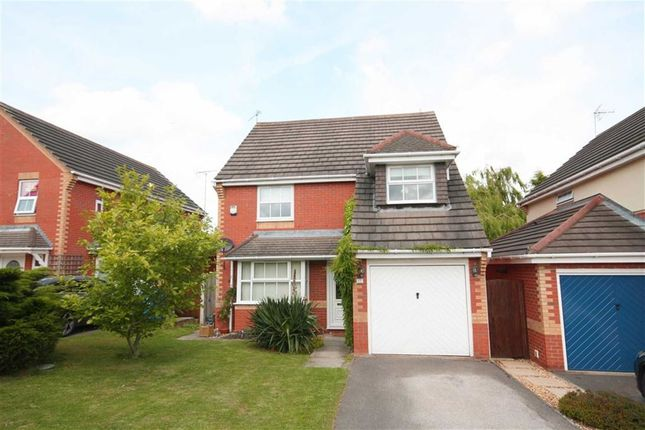 Thumbnail Detached house for sale in Wollaton Rise, Retford, Nottinghamshire