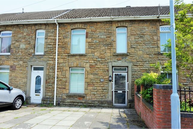 Thumbnail Terraced house to rent in Walters Road, Llansamlet