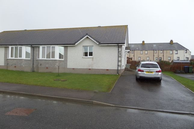 Thumbnail Semi-detached bungalow for sale in Young Crescent, Lybster