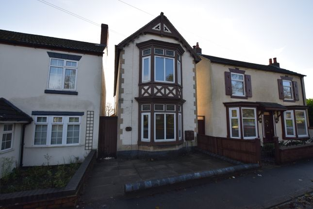 Thumbnail Detached house to rent in Common Road, Church Gresley, Swadlincote