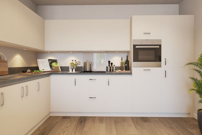 2 bedroom flat for sale in Fielders Crescent, Barking