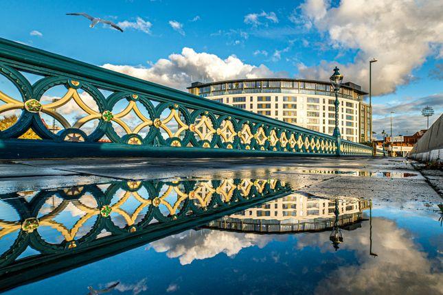 3 bed flat for sale in Pavilion Road, West Bridgford, Nottingham NG2