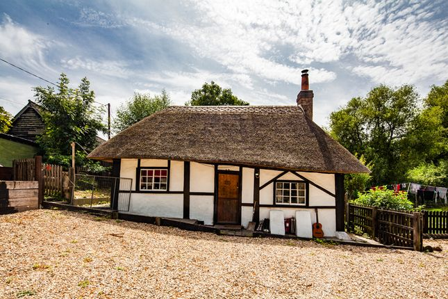 Thumbnail Detached house for sale in The Thatched Cottage, Crowmarsh Gifford