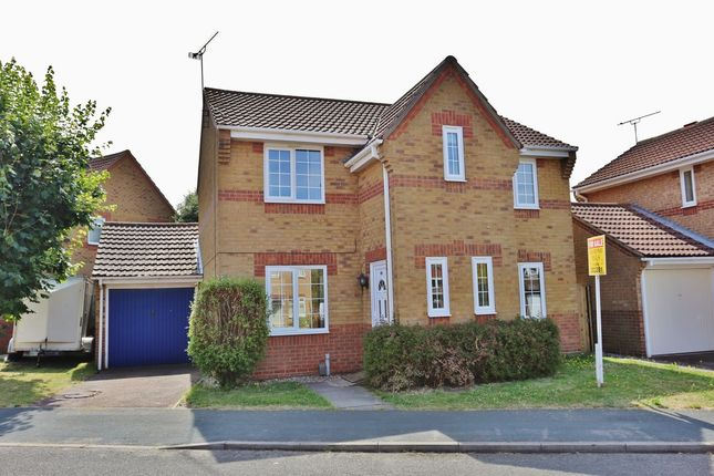 3 bed detached house for sale in Hintlesham Drive, Felixstowe