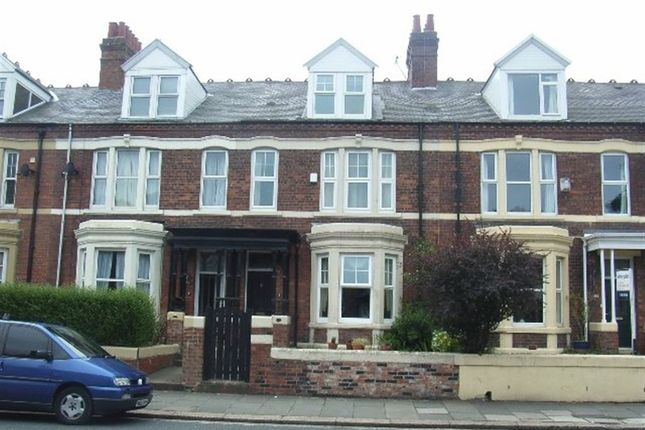 Thumbnail Terraced house to rent in Sunderland Road, South Shields