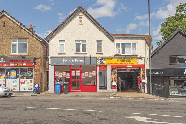 Thumbnail Flat for sale in Furze Platt Road, Maidenhead