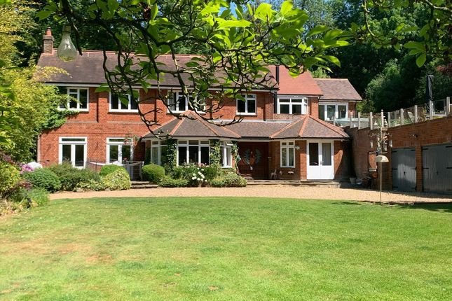 Thumbnail Detached house for sale in Tewin Water, Welwyn, Hertfordshire